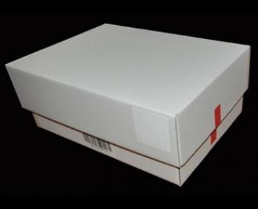 Etiquette de sécurité pour stockage de documents