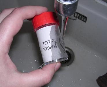 Etiquettes hydrosolubles - nettoyables à l'eau en lave vaisselle ou évier